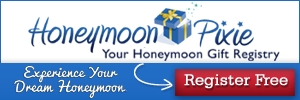 Honeymoon Wedding Registry