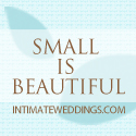 Intimate Weddings – Small Wedding Venues – DIY Wedding Ideas
