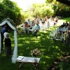 Real Weddings: Natalie and Leon's Magical Garden Wedding