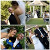 Real Weddings: Randi and Jon's Intimate Outdoor Wedding