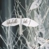 DIY Escort Cards: Birds and More Birds