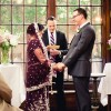 Real Weddings: Upma & Clay's Intimate Philadelphia Bed & Breakfast Wedding