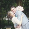 Real Wedding: Jennifer and Andrew's Courthouse Elopement