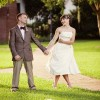 $5,000 Handmade Florida Wedding: Cecil and Jessica