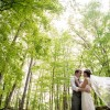 Real Weddings: Amy and Cameron's $4,500 Park Wedding