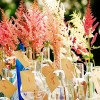 Unique Wedding Ceremony Ideas: DIY Astilbe Bouquet