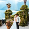 Rebecca and Elijah's Lake Como Villa Wedding