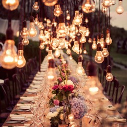 10 Ways To Throw An Incredible Dinner Party Reception Intimate