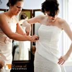 Real Weddings: Katarina & Brian's Seaside Restaurant Wedding