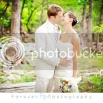 Real Weddings: Jami & Kent's Intimate Ranch Wedding