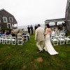 Real Weddings: Alexa and Scott's East Coast Inn Wedding