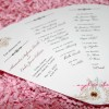 Free Wedding Templates: DIY Wedding Programs