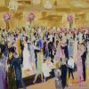 Live Event Artist: Hire an On-Site Wedding Artist to Capture Your Wedding Day