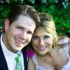 Real Weddings: Adan and Marni's Picture-Perfect Backyard Garden Wedding