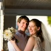 Real Weddings: Amanda and Ben's Cottage Wedding in the Muskokas