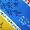 Free Wedding Templates: DIY Wedding Envelope from Vintage Books