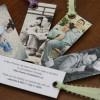 DIY Wedding Favor Donation Cards