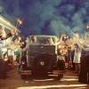 Vintage Getaway Car: Depart in Style