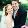 Real Weddings: Rebecca and Daniel's Lovely L'il Wedding (for Under $2,000!)