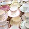 Vintage Crockery For Hire? Vintage Weddings and Afternoon Tea Parties