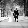 Real Weddings: Caryn & Mark's Scottish Castle Wedding