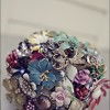 Vintage Brooch Bouquet