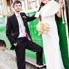 Real Weddings: Sara & Iain's Terrace Wedding in San Francisco