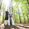 Real Weddings: Christine & Tim's Celtic Wedding in NC