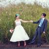 Real Weddings: Amber & Ben's Encino Backyard Wedding