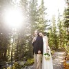 Real Weddings: Daniel & Kellie's Colorado Wilderness Elopement