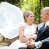 Real Weddings: Carol & Lannie's Nashville Hilltop Elopement
