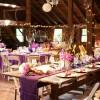 UK Wedding Trends: Purple, Festival Weddings and Wellies
