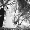 Real Weddings: Debbie & Glenn's California Lodge Wedding