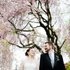 Real Weddings: Amy & Malik's Intimate Boston Garden Ceremony