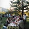 Camp-out Wedding