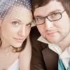 Real Weddings: Victoria & Randy's Non-traditional Mill Wedding in Ontario