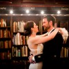 Real Weddings: Amy & Andrew's Soho Bookstore Wedding