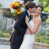 Real Weddings: Abby & Josh's Intimate Gallery Wedding
