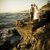 Real Weddings: Katie & Justin's Family Home Wedding in La Jolla