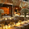 Barn Weddings: Reception Seating
