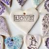 DIY Wedding Favors: Salt Dough Tags