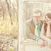 Real Weddings: Cara & Ken's Cabin Wedding On The Lake