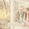 Real Weddings: Cara & Ken's Cabin Wedding On The Lake