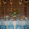 Barn Wedding Decor: Add Color