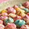 Meringue Cookies: DIY Wedding Favors