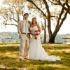 Real Wedding: Tara and Matt's Southern Wedding on the River