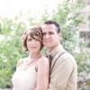 Real Weddings: Melissa & Michael's Coffee Themed Backyard Wedding