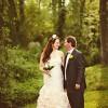 Real Weddings: Courtney & Michael's Poolside Wedding
