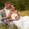 Real Weddings: Sarah and Zac's $7,000 Backyard Wedding