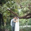 Real Weddings: Jeannine and Jared's Florida Park Wedding
